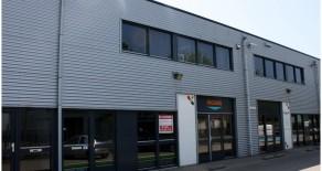 Showroom te huur Bergen op Zoom / Halsteren 156m2 Canadaweg 14A