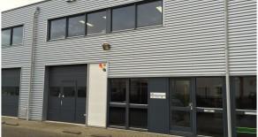 Bedrijfsruimte te huur Bergen op Zoom / Halsteren 156m2 Canadaweg 14C