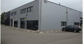 Bedrijfsruimte te huur Bergen op Zoom / Halsteren 263m2 Canadaweg 24