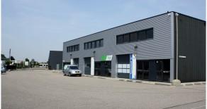 Bedrijfsruimte te huur Roosendaal / Oud Gastel 159 m2 Watermolen 23