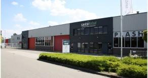 Bedrijfspand te huur Roosendaal / Oud Gastel 912m2 Zaagmolen 2B/C